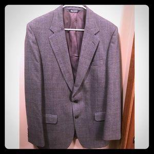 Men's Burberry Wool 2 Piece Suit